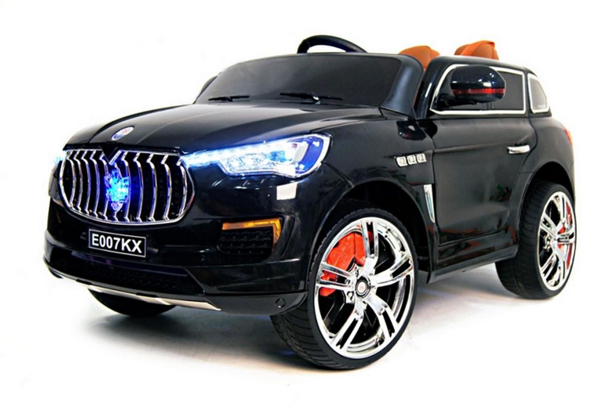 Электромобиль RiVeRtoys Maserati E007KX с дистанционным управлением river toys porsche с дистанционным управлением e008kx