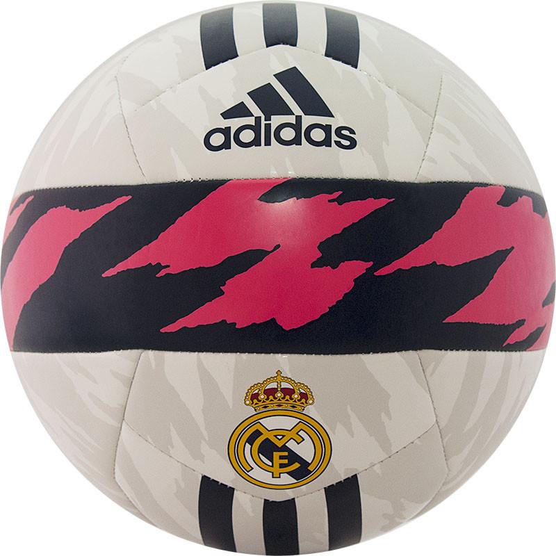 Купить Мяч футбольный Adidas RM Club FS0284 р.5,