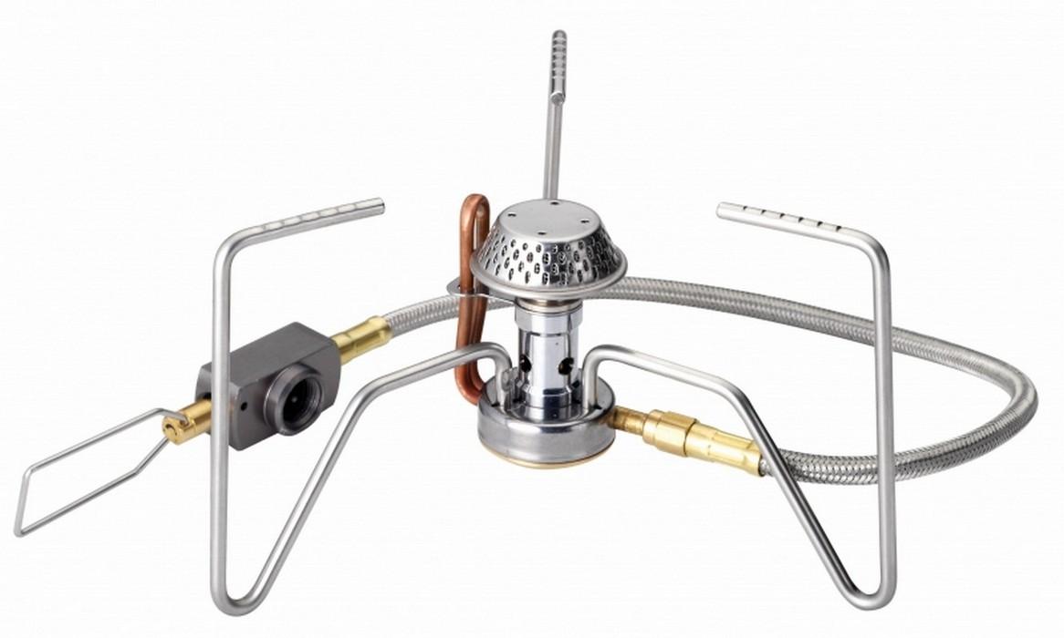 Горелка газовая Kovea Spider KB-1109 со шлангом kovea сеточка для газ ламп tkl 894 103