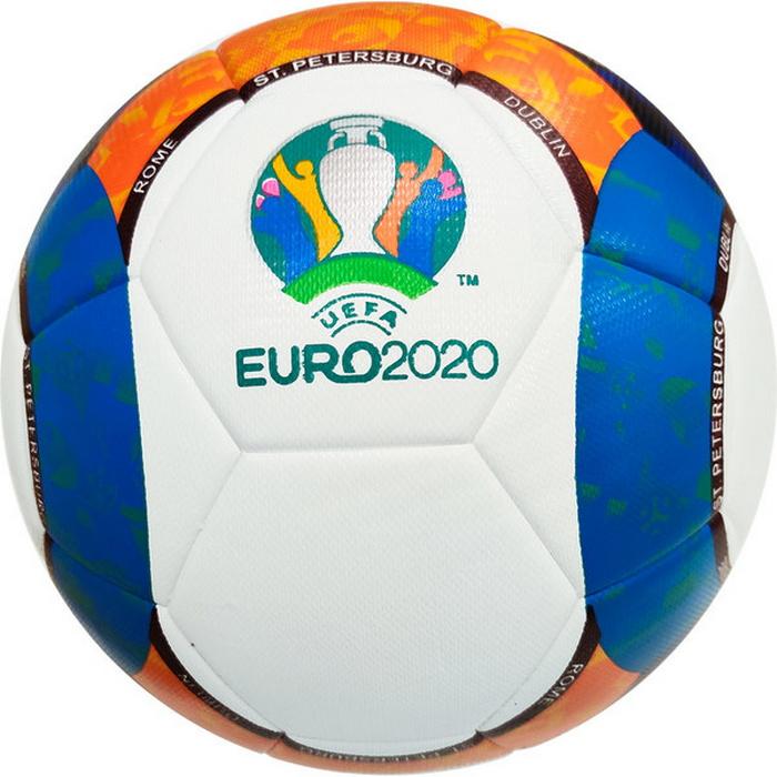 Купить Мяч футбольный Meik EU2020-3 4-слоя, TPU 3.2 р.5 B32325,