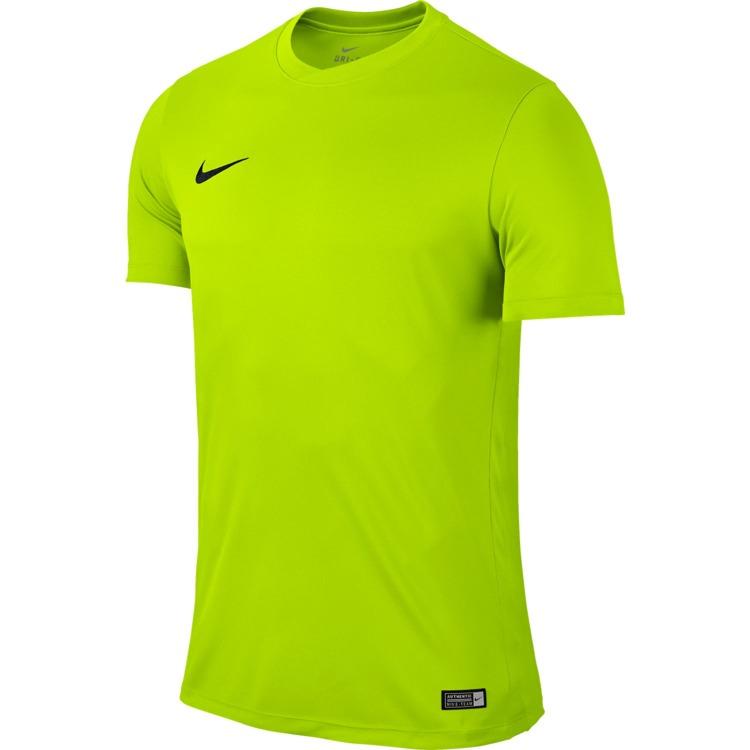 Майка игровая Nike Park Vi Jsy Ss 725891-702 Sr футболки nike футболка игровая nike ss park vi jsy 725891 702