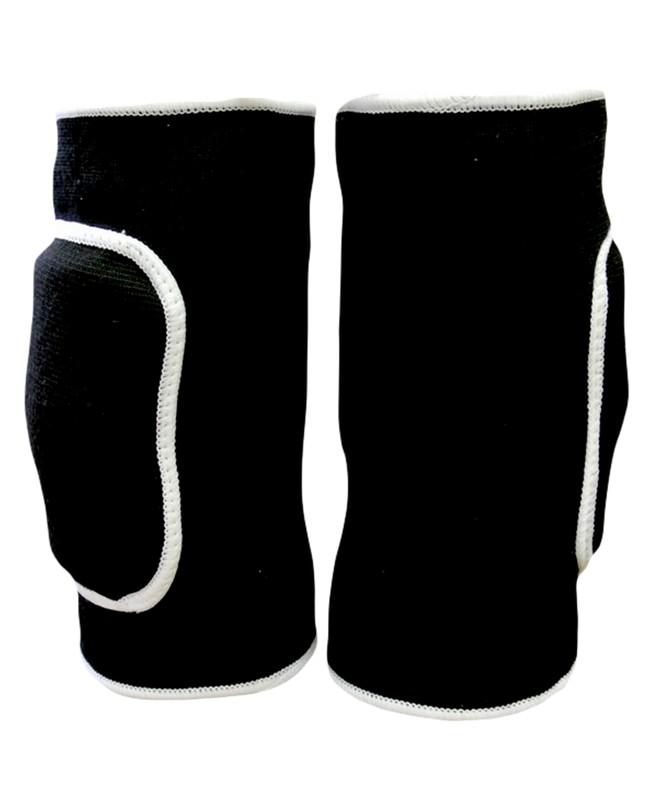 Наколенник волейбольный T07655 (пара) черный р.S-M