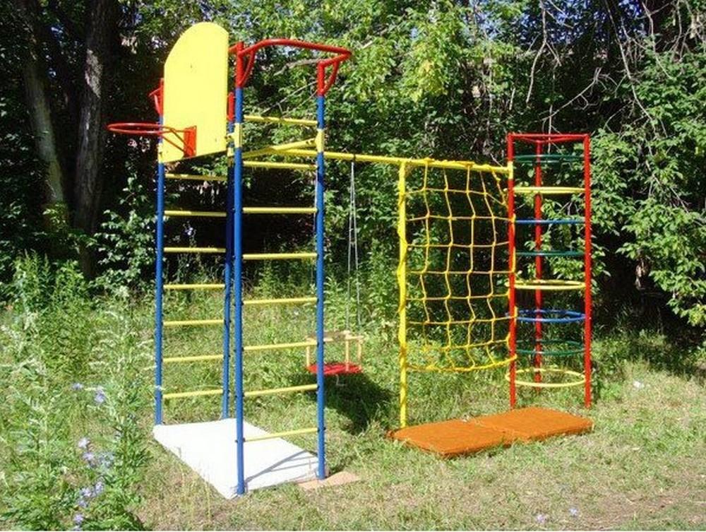 Детский спортивный комплекс ТМК Маугли-13