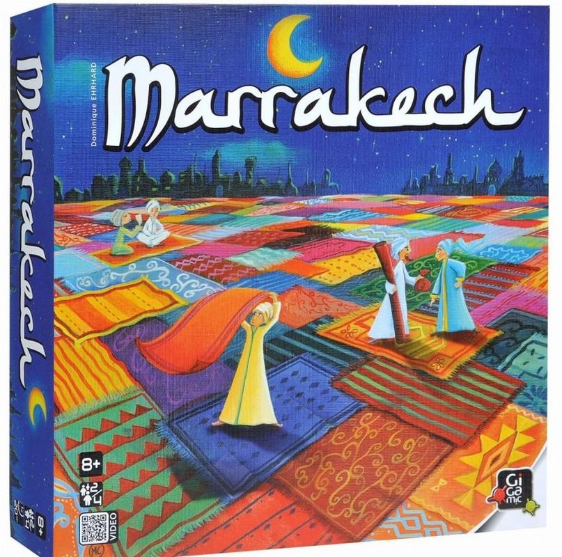Купить Настольная игра Марракеш, NoBrand