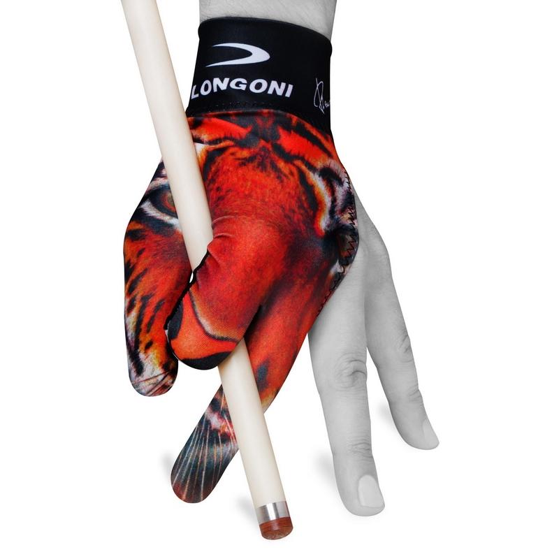 Перчатка Longoni Fancy Tiger безразмерная