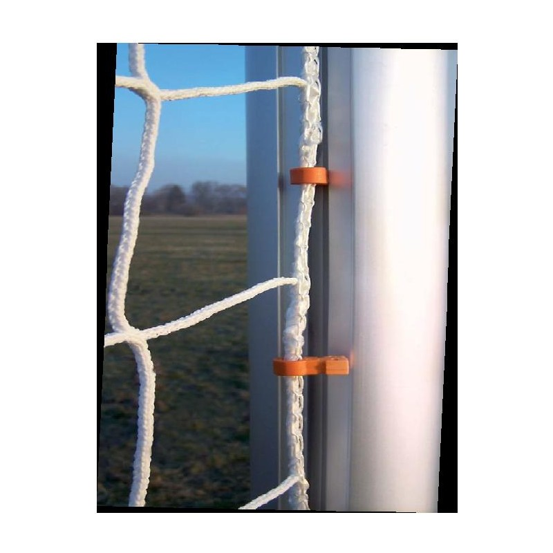 Купить Клипсы пластиковые ПрофСетка 1235-35 для крепления сетки к воротам 35 шт,