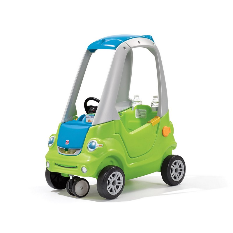 Каталка-толокар Step2 Легкий поворот 845100 зеленый