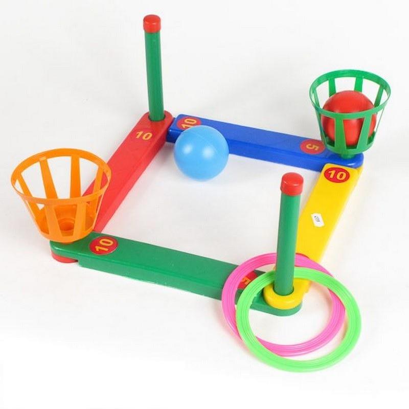 Купить Кольцеброс - шароброс 07-21, NoBrand, Игры на свежем воздухе