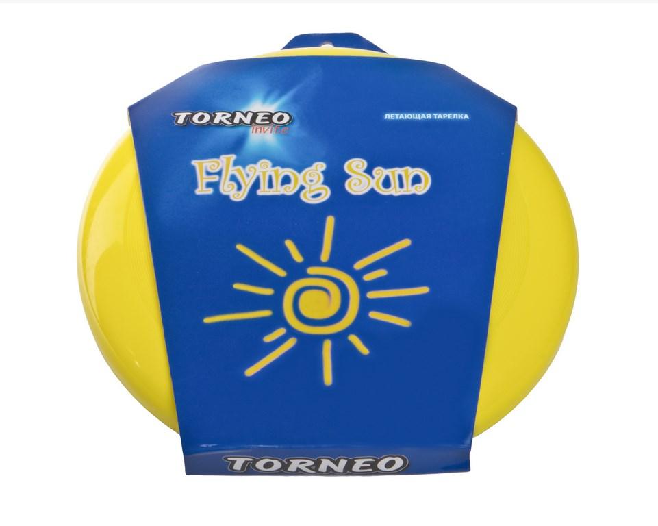 Игра Летающая тарелка Flying Sun Torneo TRN-F006Y