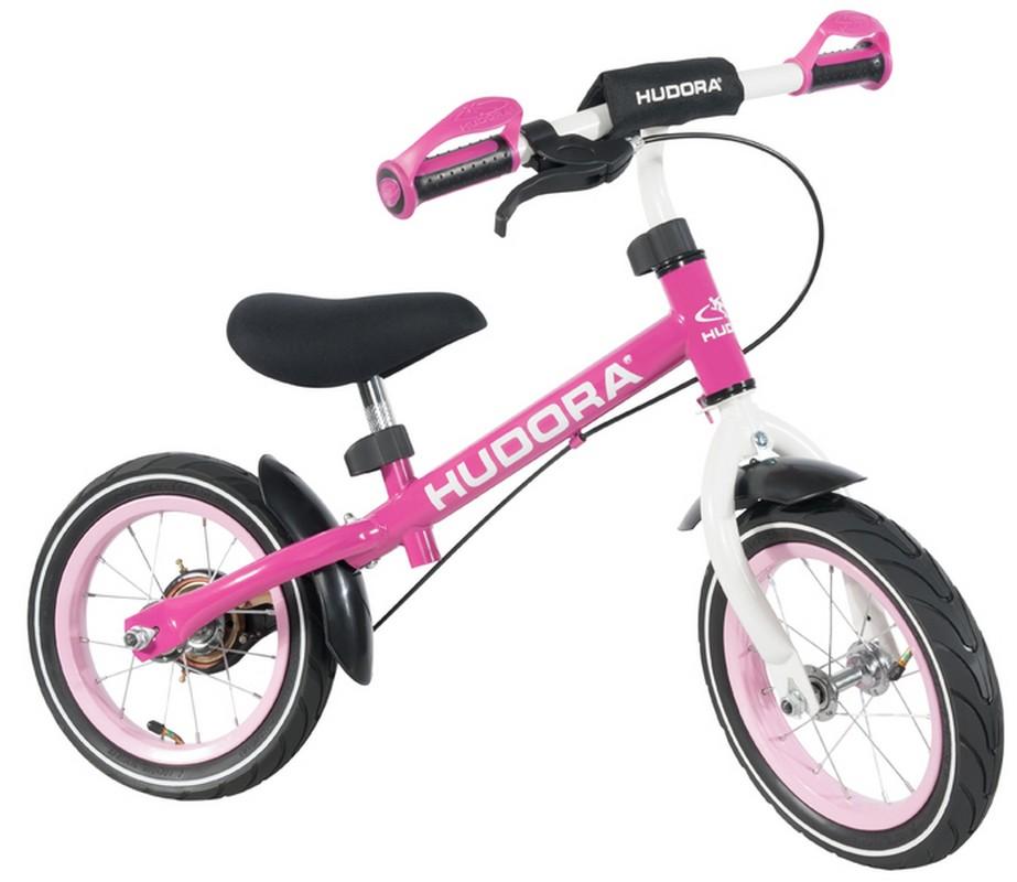Беговел Hudora Laufrad Ratzfratz Air Pink