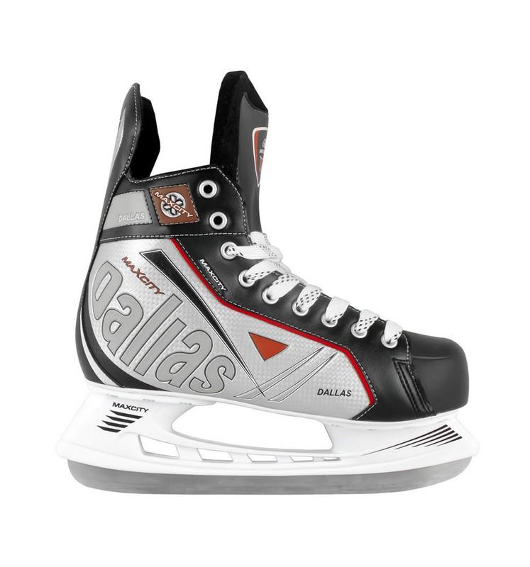 Хоккейные коньки MaxCity Dallas