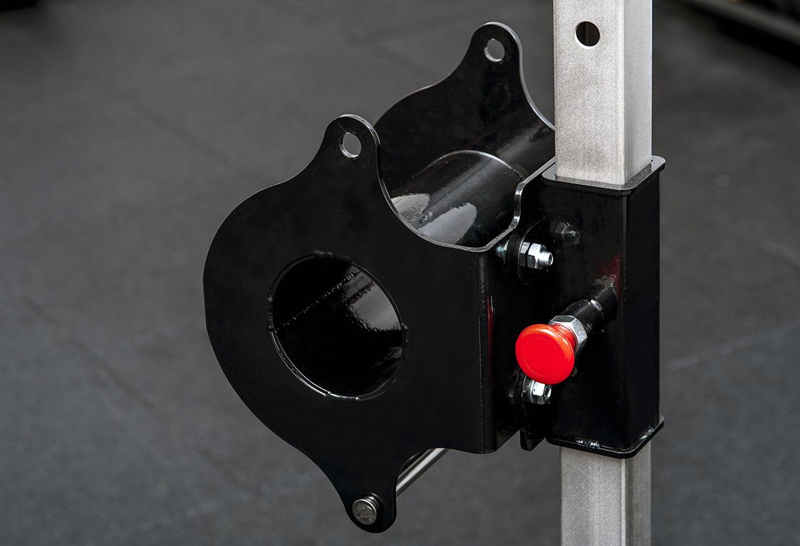 Купить Канатный тренажер Stecter Двойная бочка с регулирововчной стойкой + канат (20 м) 2039,