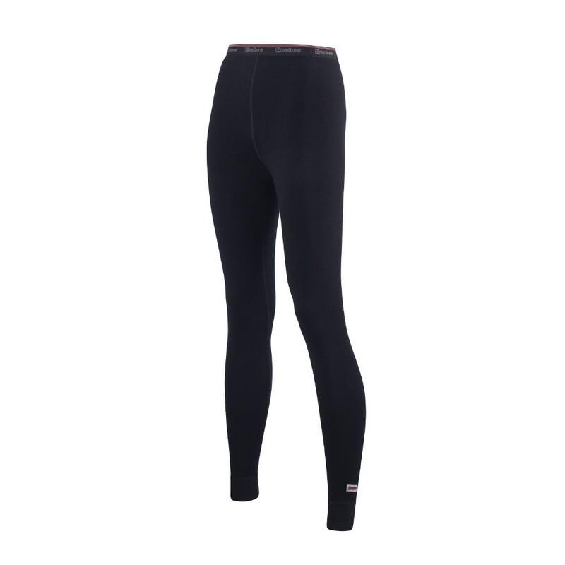 Панталоны Guahoo Outdoor Heavy женские длинные 22-0341 Р/ВК черные термоноски guahoo outdoor light 52 0933 cw bk