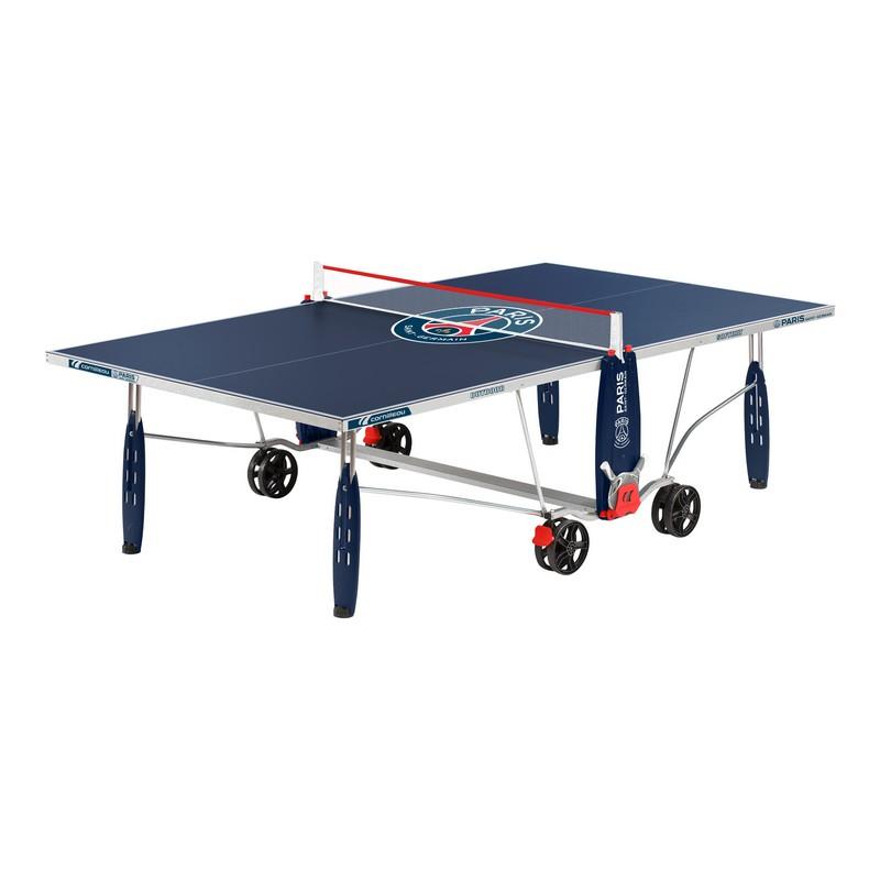 Теннисный стол всепогодный складной Cornilleau Sport PSG Outdoor blue