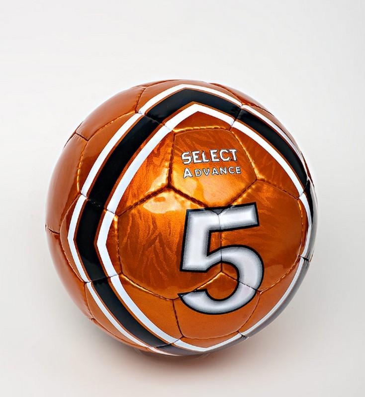 Мяч сувенирный Select Advance р.5 мяч футзальный select futsal talento 11 852616 049 р 3