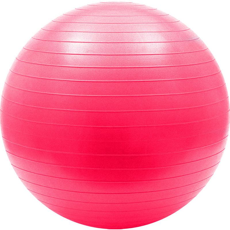 Купить Мяч гимнастический Anti-Burst 55 см FBA-55-7, розовый, NoBrand