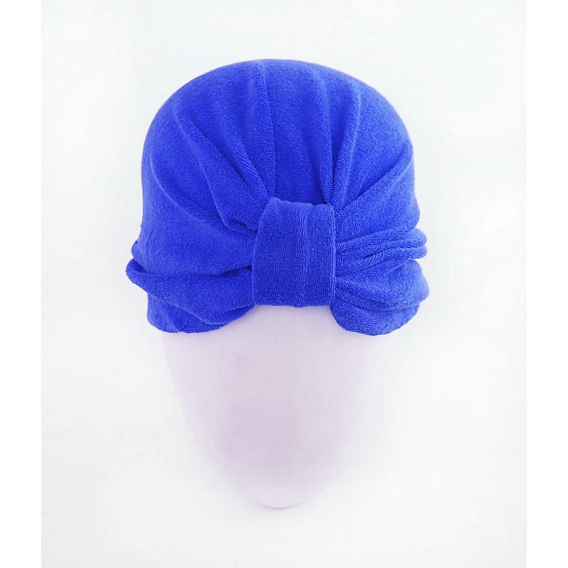 Шапочка для сауны Fashy Sauna Cap 3821-50 хлопок/полиэстер, синий,  - купить со скидкой