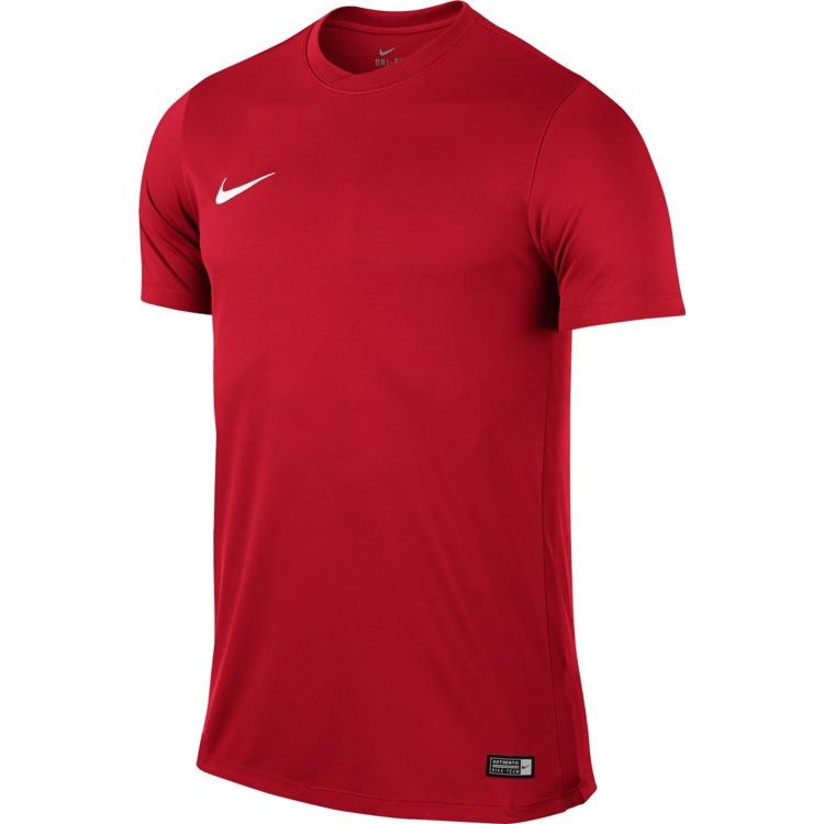 Майка игровая Nike Park Vi Jsy Ss 725891-657 Sr футболки nike футболка игровая nike ss park vi jsy 725891 702