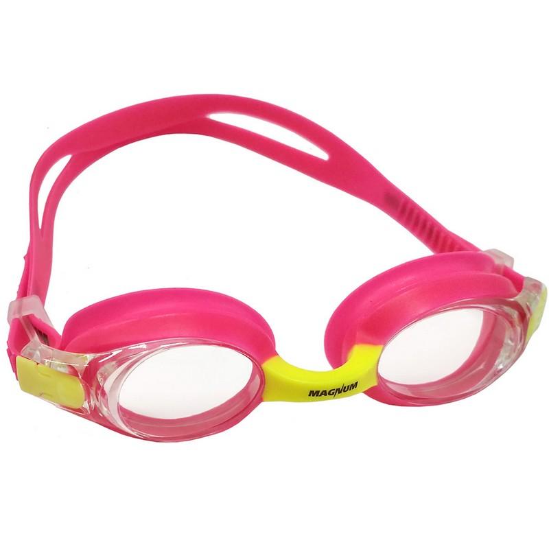 Купить Очки для плавания Magnum JR Anti-fog 2670T-2 розовый,