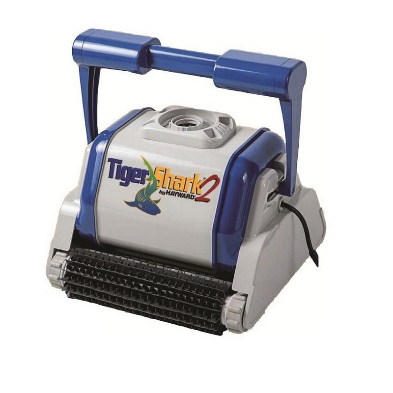 Купить Робот-пылесос Hayward TigerShark 2 RC9952TS2 (кабель 30 м. резиновый валик),