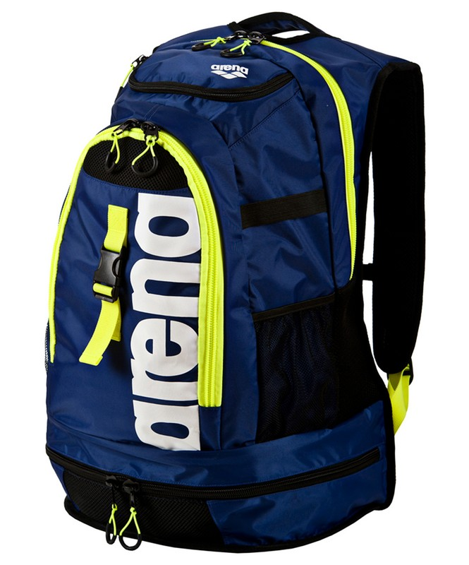 Рюкзак Arena Fastpack 2.1 royal/fluo yellow (1E388 75) син/желт.