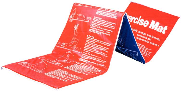 Коврик для йоги HouseFit DD-6207 (240x60x1,2)