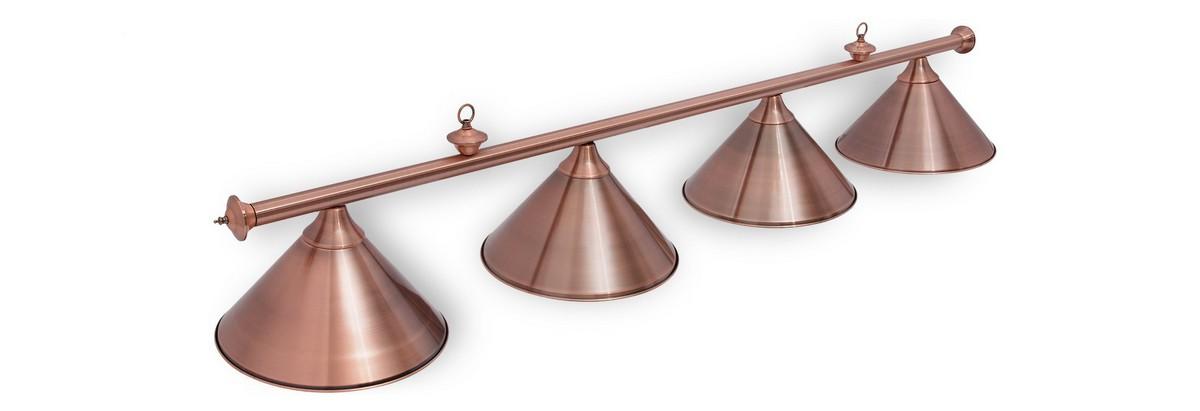 Купить Светильник Fortuna Marseille Red Bronze 4 плафона 06525,