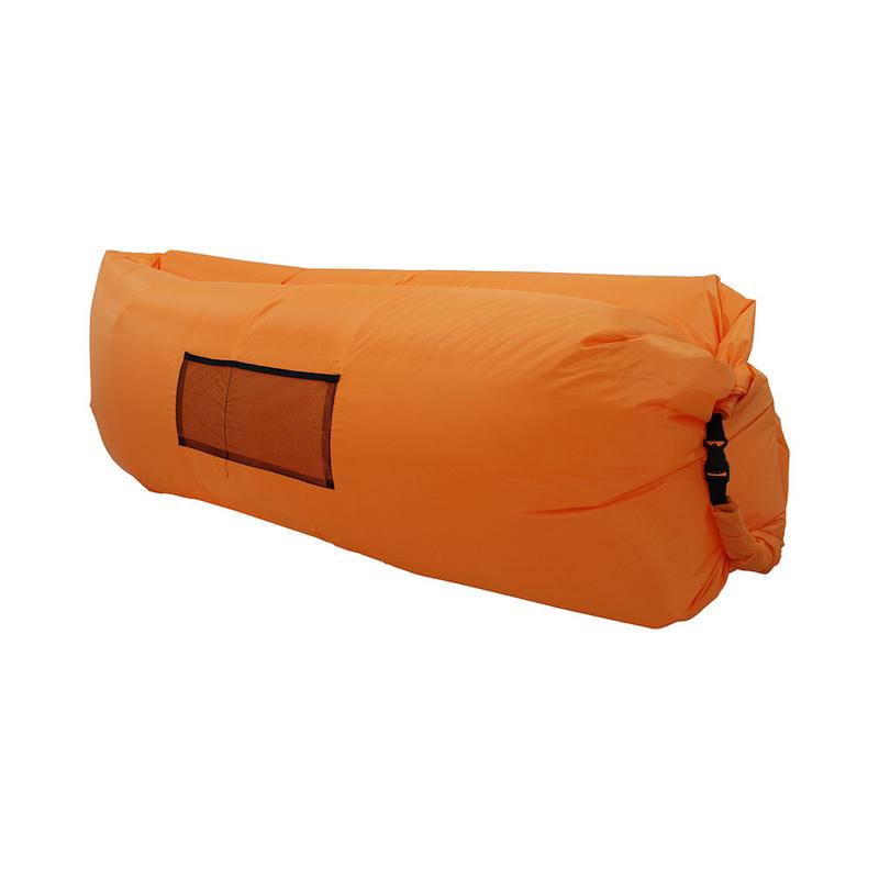 Надувной лежак Lamzac оранжевый