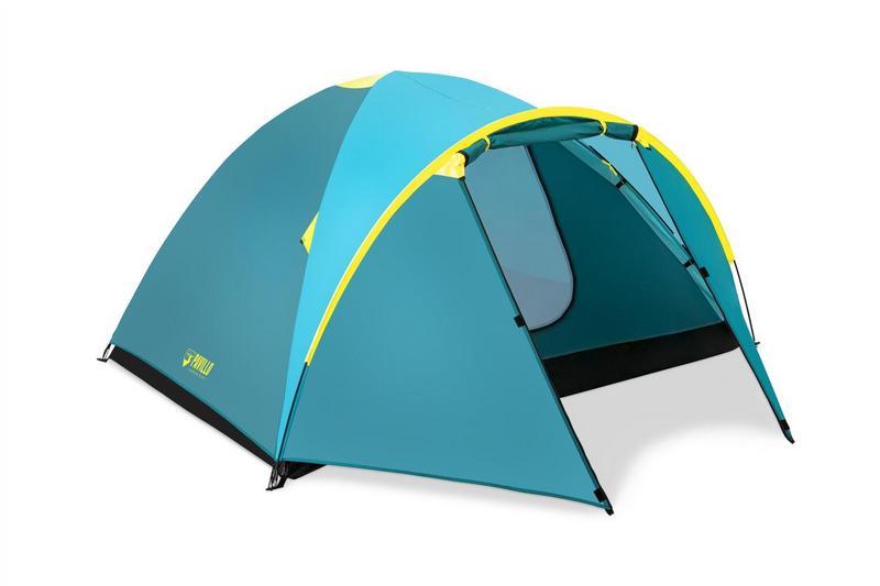 Палатка 4-местная (210+100)x240x130см Activeridge 4 Bestway 68091