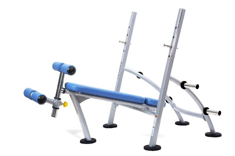 Купить Олимпийская наклонная вниз скамья Vertex OFB 103,