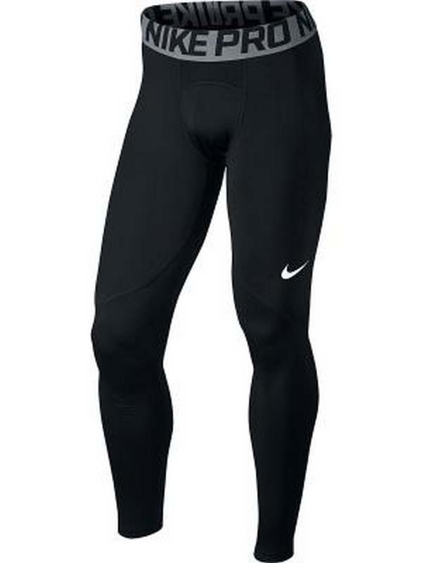 Тайтсы мужские Nike Pro Wm Tght 838038-010 черные тайтсы nike тайтсы w nk pwr tght racer cool