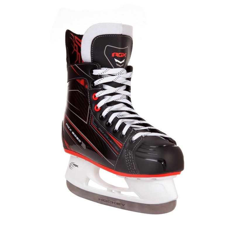 Коньки хоккейные RGX RGX-2030 Red