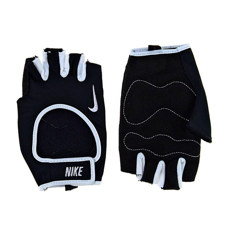 8b0c5957 Перчатки для фитнеса Nike Women'S Fit Training Gloves L Black/White/White,  женские