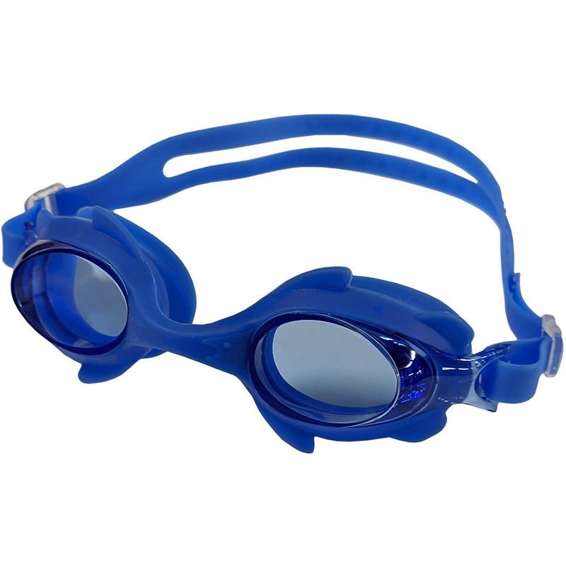 Купить Очки для плавания B31525-1 мультколор (Синий), NoBrand
