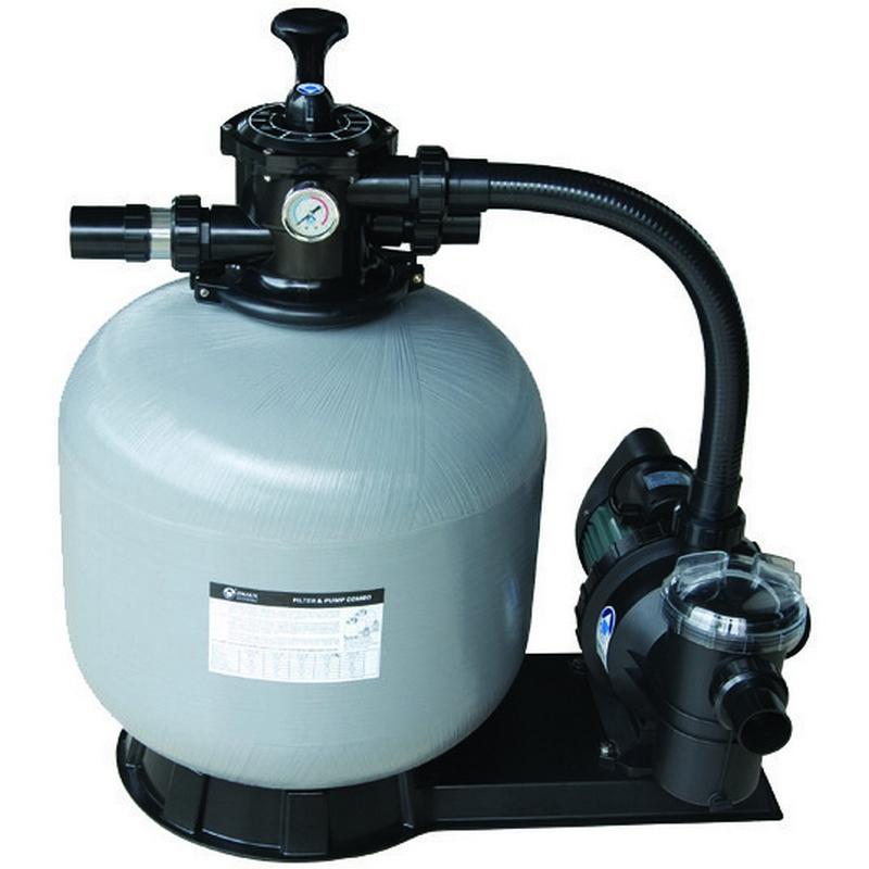 Купить Фильтрационная система AquaViva FSF350 (355mm, 4,32m3/h, верх),