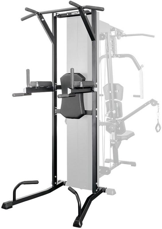 Тренажер силовой со встроенными весами Kettler Module 4 черный 7714-640