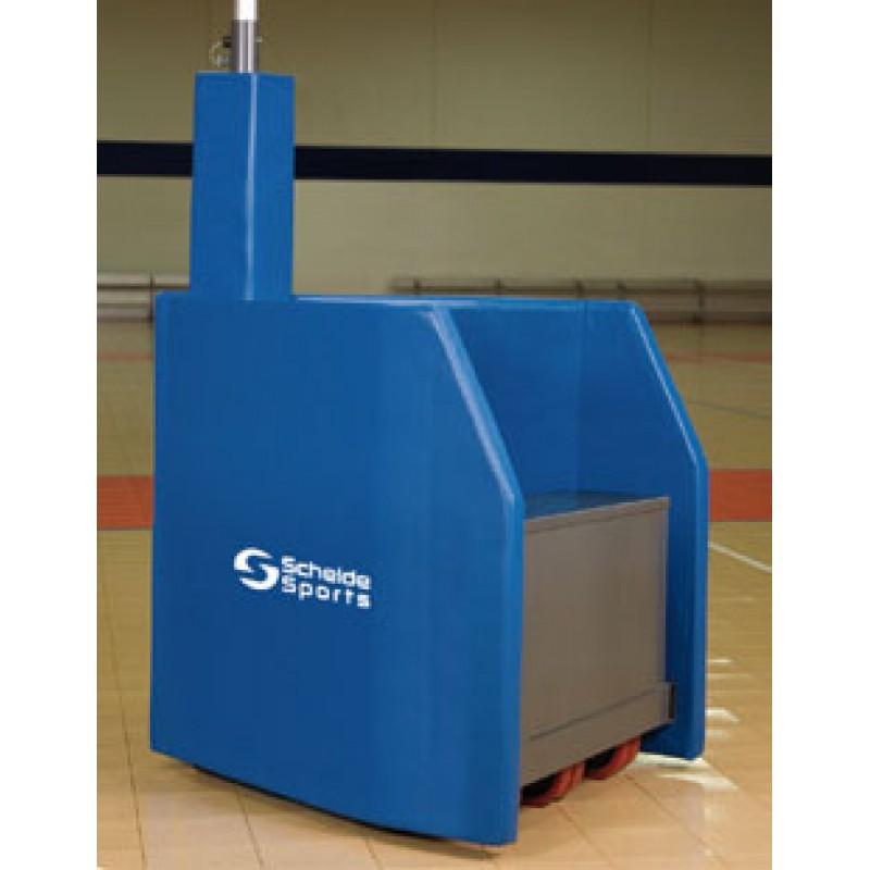 Система передвижных волейбольных стоек Schelde Sports Portable Pro II 1654075
