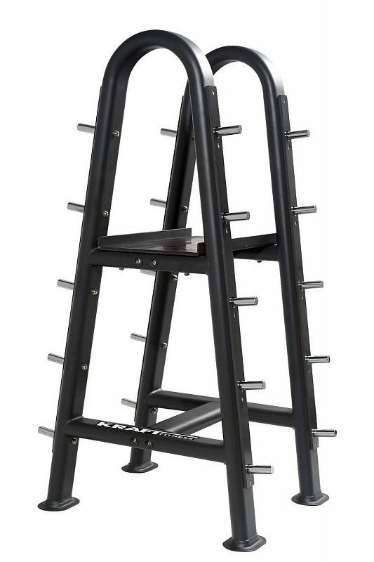 Стойка для штанг Kraft Fitness KFHBR стойка для хранения аэробических штанг на 12 комплектов 7207549 вертикальная