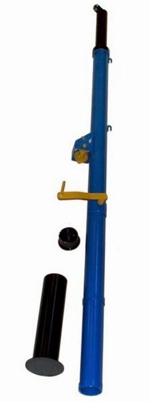 Стойки волейбольные телескопические М399В