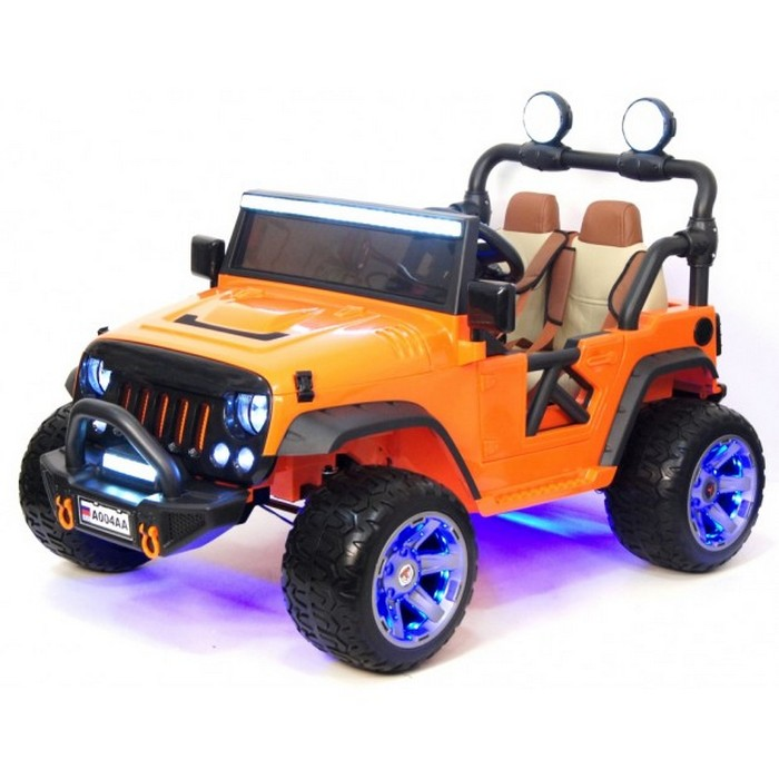 Детский электромобиль River-Toys Jeep A004AA