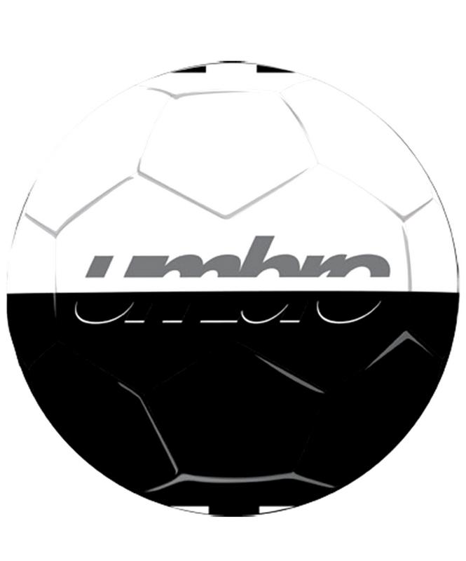 Мяч футбольный р.5 Umbro Veloce Supporter Ball 20808U-STT мяч футбольный любительский р 5 umbro veloce supporter 20808u stt