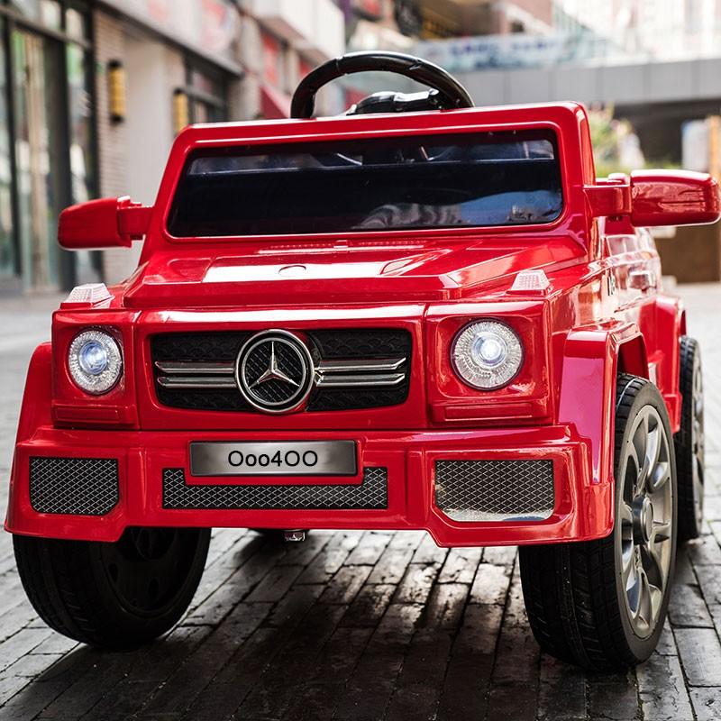 Купить Электромобиль River-Toys O004OO-VIP Cherry glanec, Детские электромобили