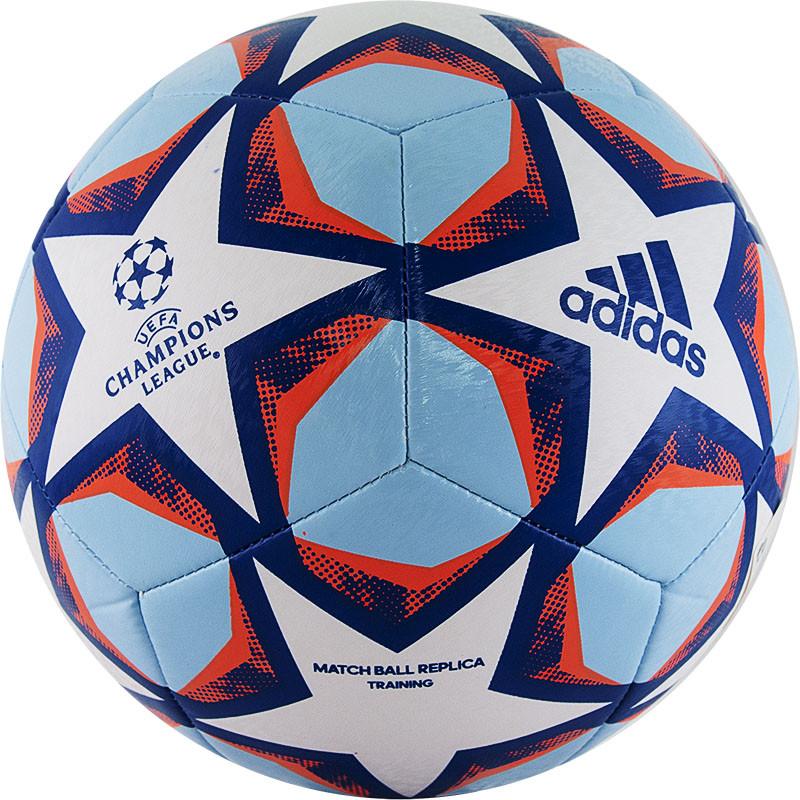 Купить Мяч футбольный Adidas Finale 20 Training GI8597 р.5,