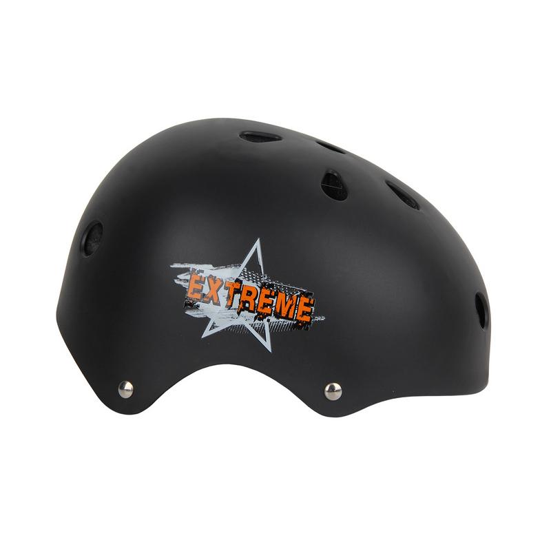 Шлем детский WX-1BPP Black/Orange