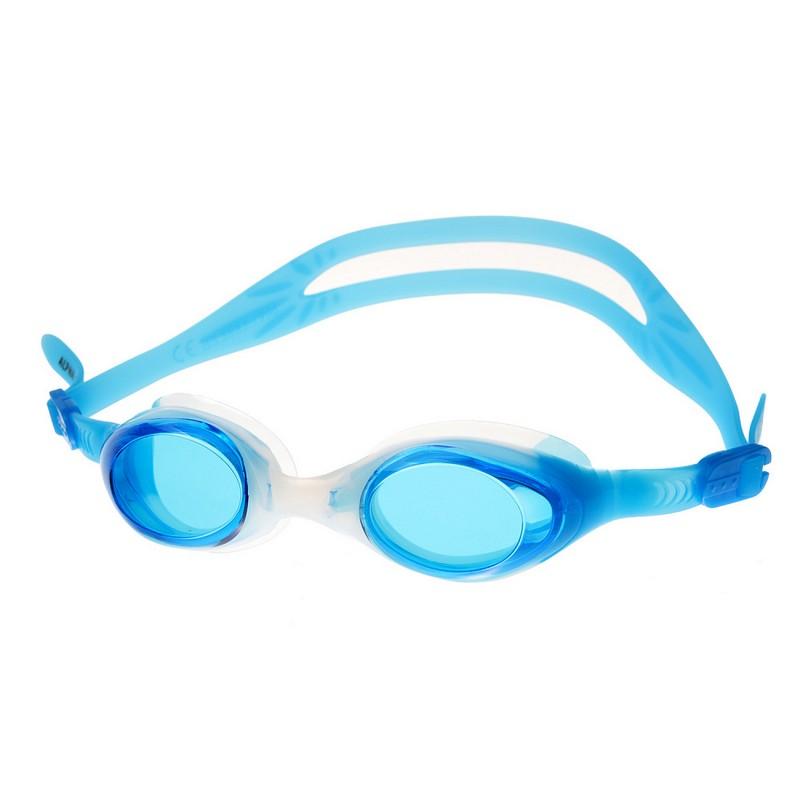 Очки для плавания Alpha Caprice AC-G35 D голубой очки для плавания alpha caprice ac g35 d зеленый