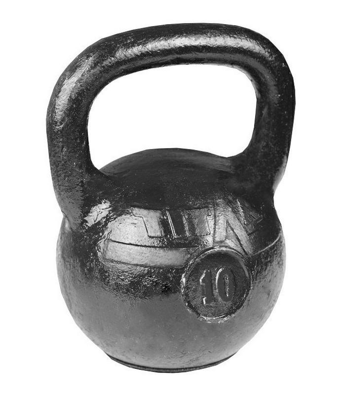 Купить Гиря любительская 10 кг Titan, Titan