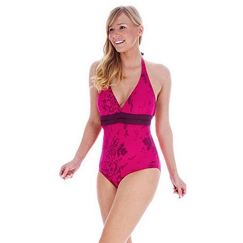 Купальник Speedo Aqua Deluxe 1 Piece женский (8265) роз/пурпур.