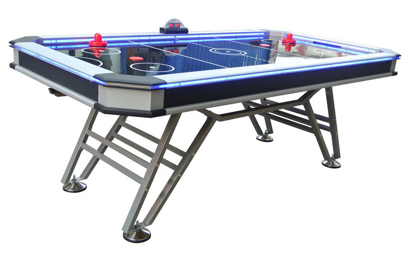 Купить Аэрохоккей Weekend Black Ice 7ф, Billiard Company