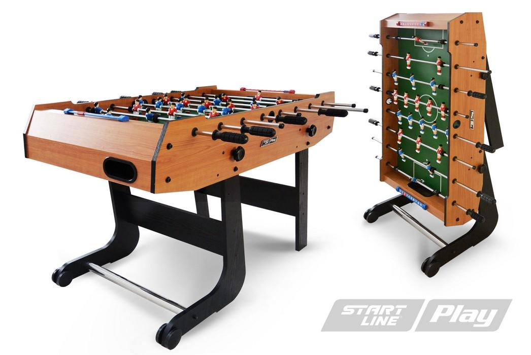 Мини-футбол Start Line Compact 48 quot; AF12 start line стол н т leader