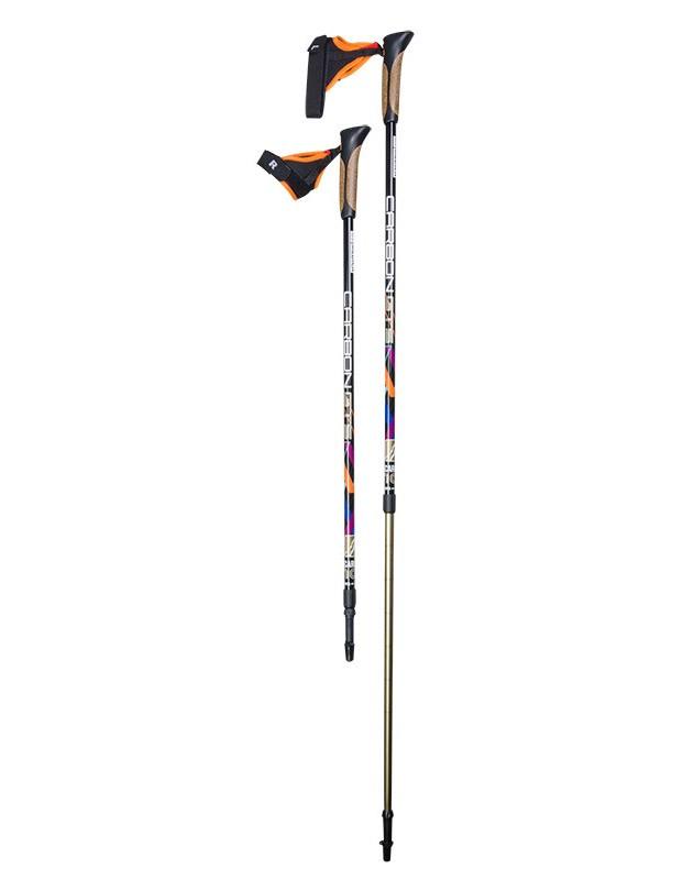 Палки для скандинавской ходьбы US Medica Carbon GTS 2072 телескопические фото
